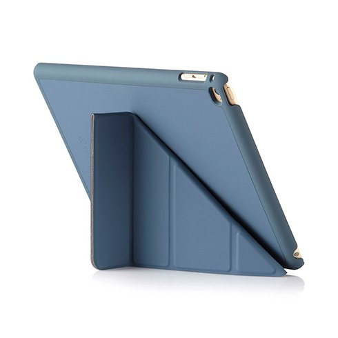 Pipetto puzdro Origami Case pre iPad Air 2 - Navy