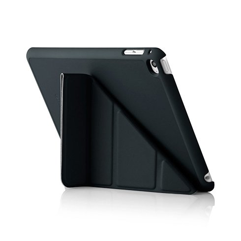 Pipetto puzdro Origami Case pre iPad mini 4 - Black