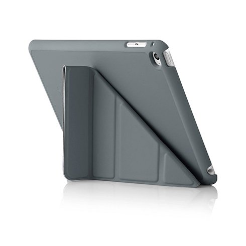 Pipetto puzdro Origami Case pre iPad mini 4 - Grey