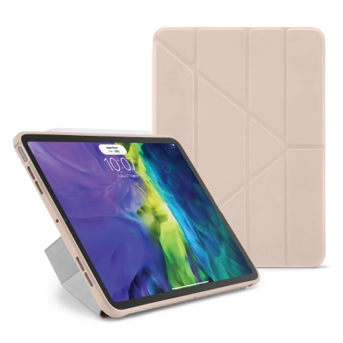"Pipetto puzdro Origami Case pro iPad Air 10.9"" 2020 - Dusty Pink"