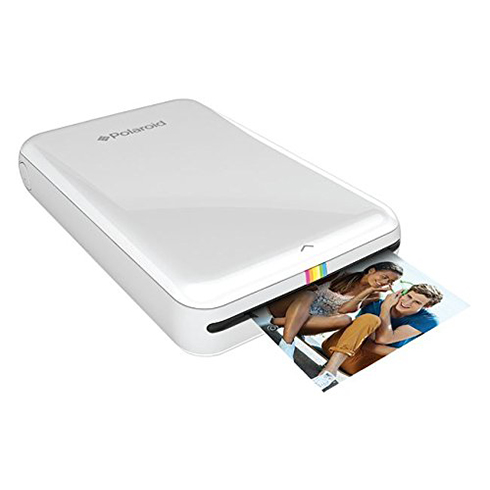 Polaroid ZIP Mobile Printer - White