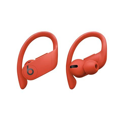 Powerbeats Pro Totally Wireless Earphones - Lava Red slúchadlá