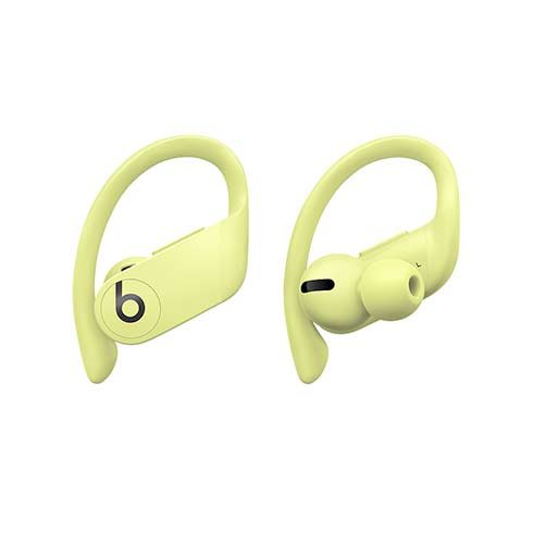 Powerbeats Pro Totally Wireless Earphones - Spring Yellow slúchadlá