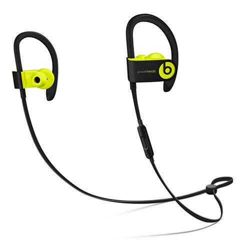 Powerbeats3 Wireless Earphones Shock Yellow slúchadlá