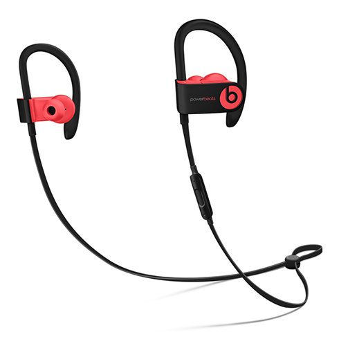 Powerbeats3 Wireless Earphones Siren Red slúchadlá