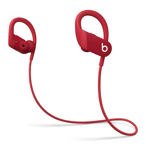 Powerbeats3 Wireless Earphones - The Beats Decade Collection - Defiant Black-Red slúchadlá