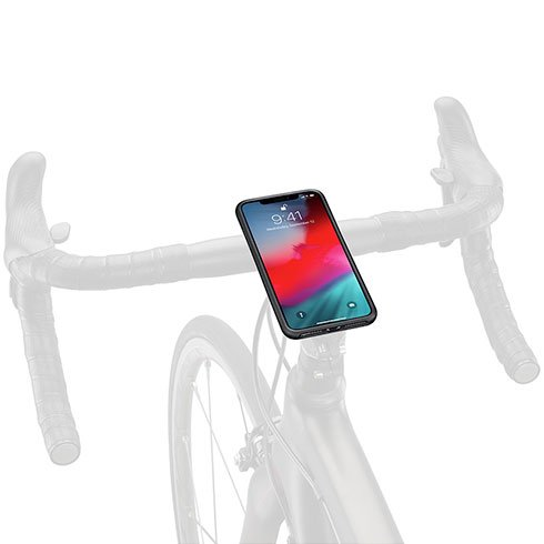 Quad Lock® Bike Kit sada na bicykel pre iPhone XS Max