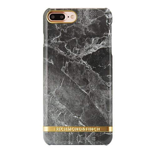Richmond & Finch kryt Marble pre iPhone 7 Plus - Grey