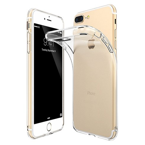 Ringke kryt Air pre iPhone 7 Plus/8 Plus - Clear