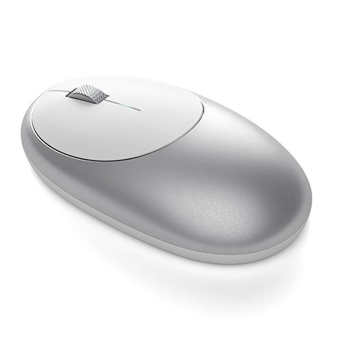 Satechi myš M1 Bluetooth Wireless Mouse - Silver
