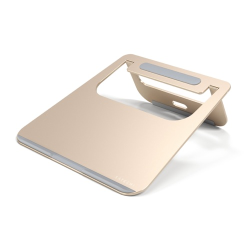Satechi stojan Portable Laptop Stand - Gold Aluminium