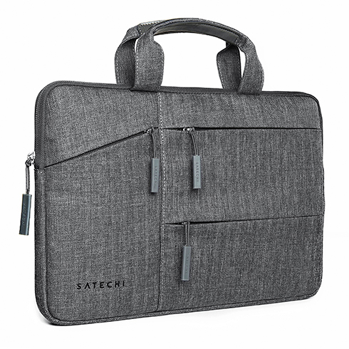 Satechi taška Fabric Carrying Case pre MacBook 13'' - Gray