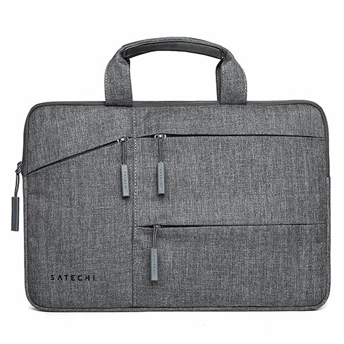 Satechi taška Fabric Carrying Case pre MacBook 15'' - Gray