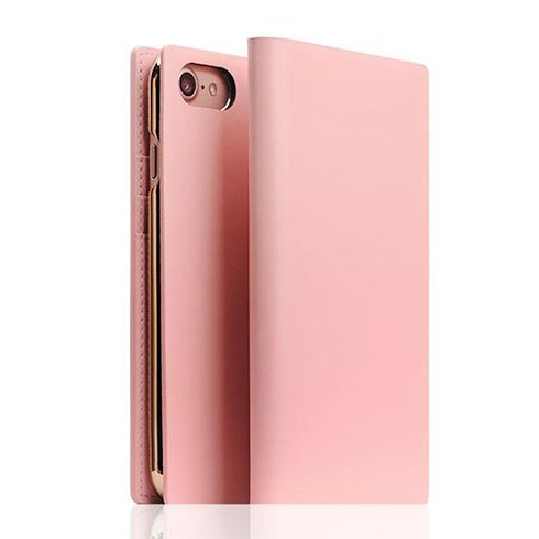 SLG Design puzdro D5 CSL Classic pre iPhone 8/7 - Baby Pink