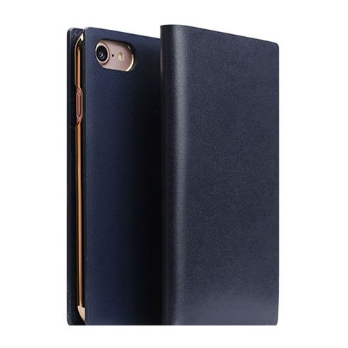 SLG Design puzdro D5 CSL Classic pre iPhone 8/7 - Navy