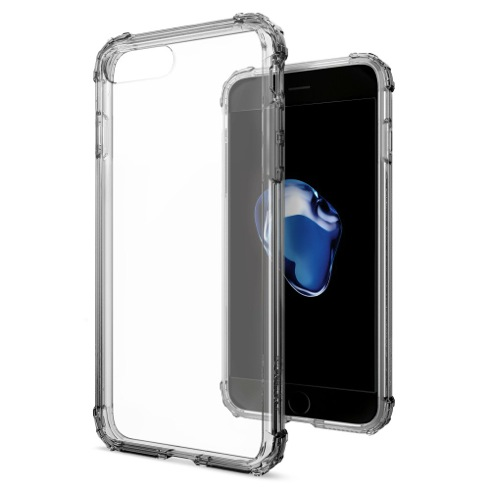 Spigen kryt Crystal Shell pre iPhone 7 Plus - Dark Crystal