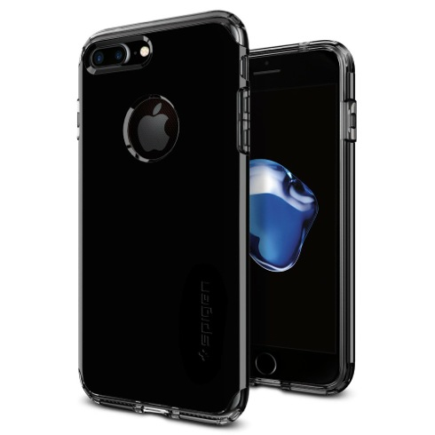 Spigen kryt Hybrid Armor pre iPhone 7 Plus - Jet Black