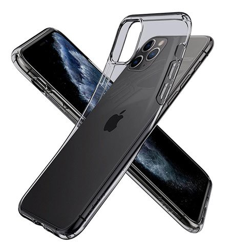 Spigen kryt Liquid Crystal pre iPhone 11 Pro - Space Crystal