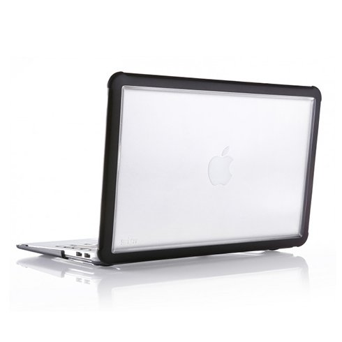 "STM kryt Dux Ultra Protective pre Macbook Air 13"" - Black"