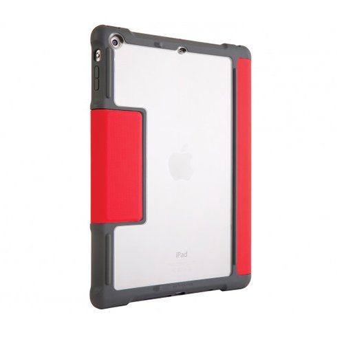 STM puzdro Dux Ultra Protective pre iPad Air - Red