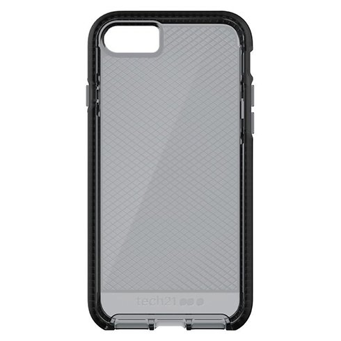 Tech21 kryt Evo Check pre iPhone 7/8 - Smokey/Black