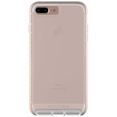 Tech21 kryt Evo Elite pre iPhone 7 Plus/8 Plus- Polished Rose Gold