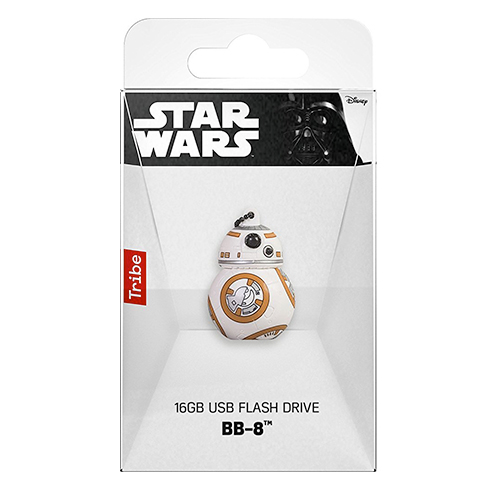 Tribe 16GB USB Flash Drive Star Wars BB-8