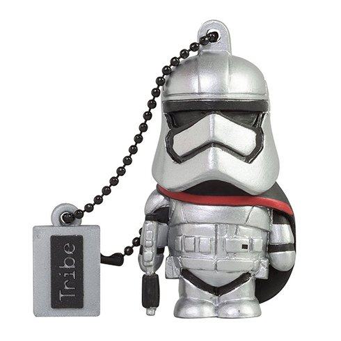 Tribe 16GB USB Flash Drive Star Wars Captain Phasma