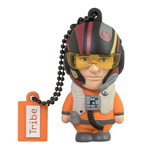 Tribe 16GB USB Flash Drive Star Wars Poe