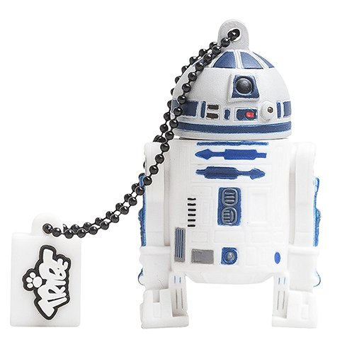 Tribe 16GB USB Flash Drive Star Wars R2D2