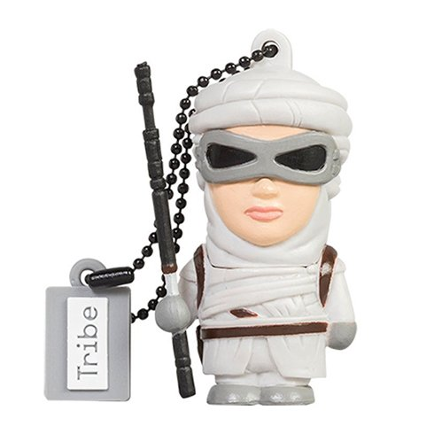 Tribe 16GB USB Flash Drive Star Wars Rey