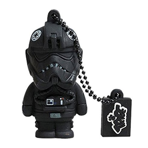 Tribe 16GB USB Flash Drive Star Wars TIE Fighter Pilot