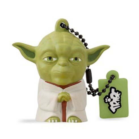 Tribe 16GB USB Flash Drive Star Wars Yoda
