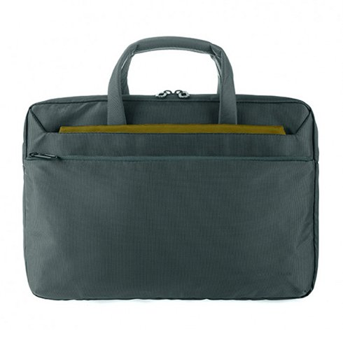 "Tucano taška WorkOut III Slim pre MacBook 13"" - Green Grey"