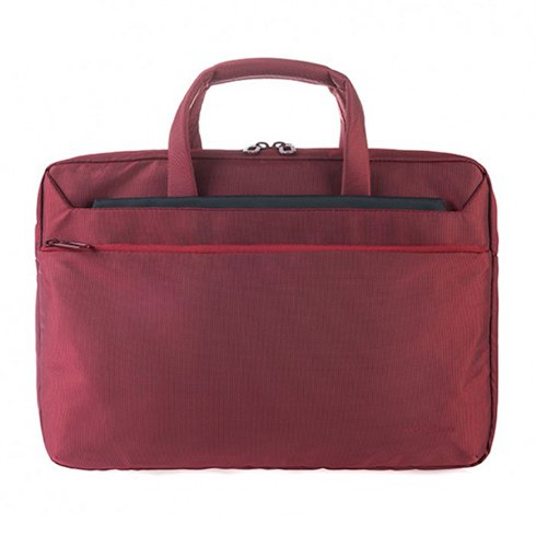 "Tucano taška WorkOut III Slim pre MacBook 13"" - Red"