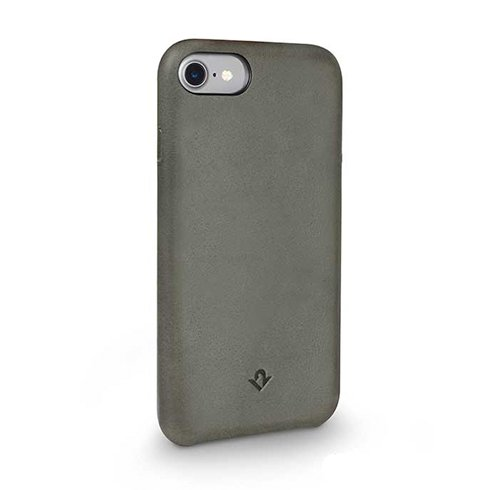 TwelveSouth kryt Relaxed Leather pre iPhone 7/8 - Dried Herb