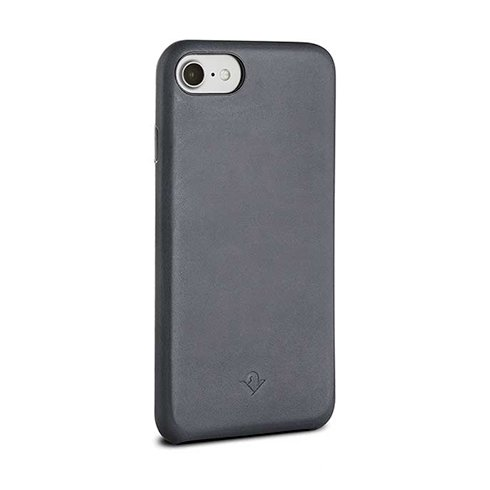TwelveSouth kryt Relaxed Leather pre iPhone 7/8/SE 2020 - Earl Grey