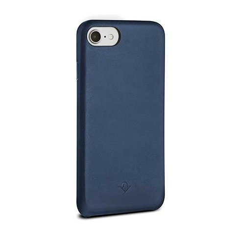 TwelveSouth kryt Relaxed Leather pre iPhone 7/8/SE 2020 - Indigo