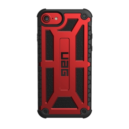 UAG kryt Monarch pre iPhone 8/7/6s - Crimson
