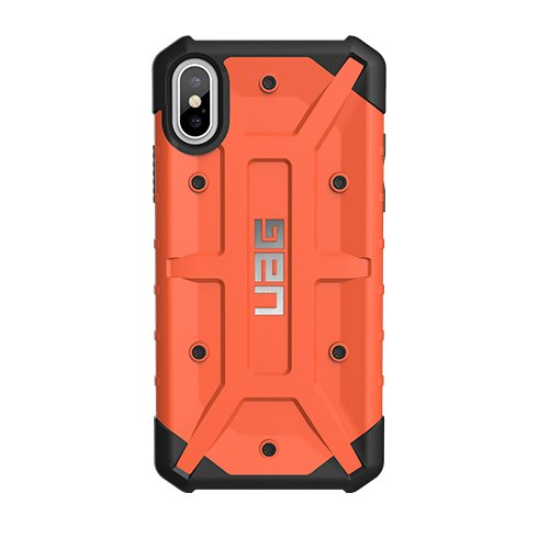 UAG kryt Pathfinder pre iPhone XS/X - Rust Orange