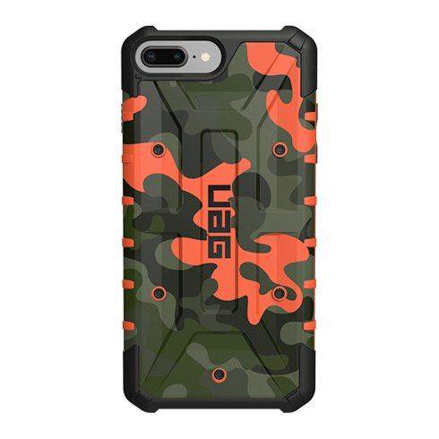 UAG kryt Pathfinder SE pre iPhone 8 Plus/7 Plus/6s Plus - Hunter Camouflage