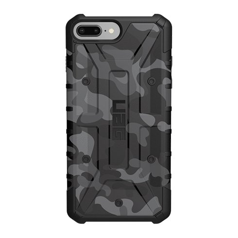 UAG kryt Pathfinder SE pre iPhone 8 Plus/7 Plus/6s Plus - Midnight Camouflage