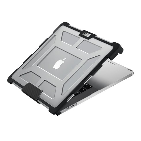 "UAG kryt Plasma Series pre Macbook Pro 15"" 2016-2019 - Ice Clear"