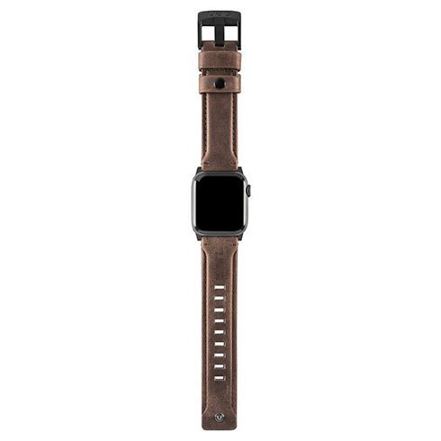 UAG remienok Leather Strap pre Apple Watch 38/40mm - Brown