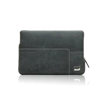 "Urbano puzdro Leather Sleeve pre MacBook 12"" - Gray Vintage"
