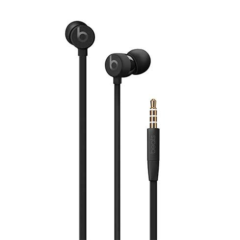 urBeats3 Earphones with 3.5 mm Plug - Black slúchadlá