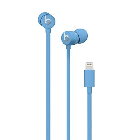 urBeats3 Earphones with Lightning Connector – Blue slúchadlá