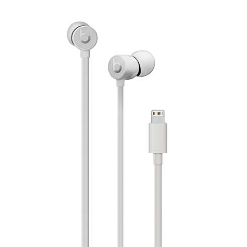 urBeats3 Earphones with Lightning Connector - Satin Silver slúchadlá