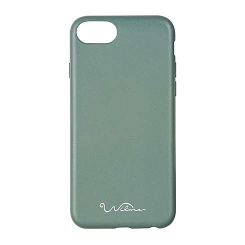 Wilma kryt Eco Case pre iPhone 6/7/8/SE 2020 - Essential Green