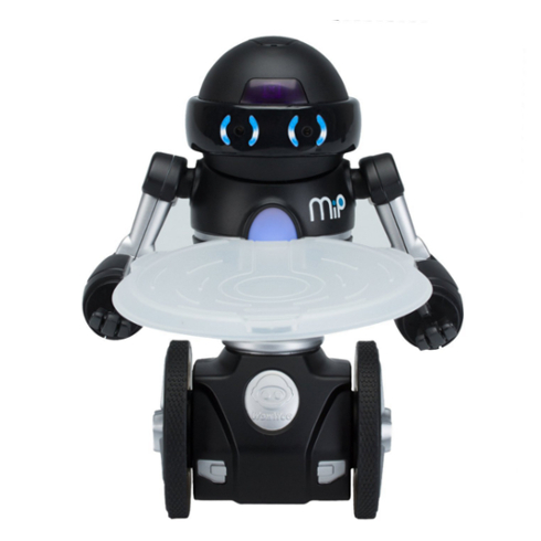 WowWee robot MIP - Black and Silver